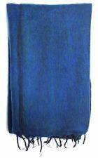 "Nepali Himalayan 100% Yak Wool Shawl 66"" x 30"" inches"