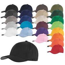 NEU! original Yupoong FLEXFIT Baseball Cap, Caps in 24 Farben, 5 Größen