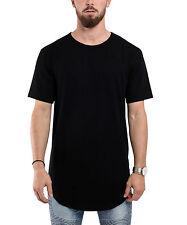 Phoenix extra-large Rond TEE-SHIRT NOIR L ongtee Haut Long Homme T-shirt ongline