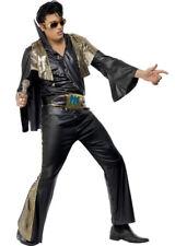 Elvis Suit Black Costume