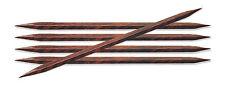 KnitPro cubics Nadelspiel, 15 cm , Stricknadeln, Strumpfnadel 2,00 - 4,00mm