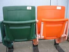 Univ of Miami Hurricanes: collectible stadium seats