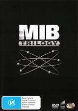 MEN IN BLACK TRILOGY MIB 1 2 3 I II III GENUINE REGION 4 DVD NEW SEALED 3 DISCS