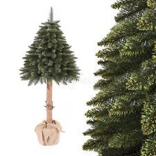 Weihnachtsbaum künstlicher Tannenbaum im Topf künstlicher Christbaum Dekobaum