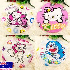 New Style Cute Kids Children Waterproof Bath Shower Cap/ Soft Head Hat/Lace 3