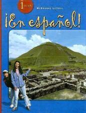 En Espanol: Level 1, Estella Gahala, Patricia Hamilton Carlin, Audrey L. Heining