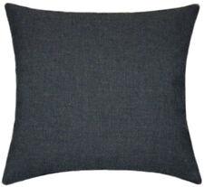 Sunbrella Spectrum Carbon Indoor/Outdoor Textured Pillow