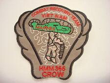 Vietnam War Patch US Marines HMM-365 CROW COMBAT RECOVERY TEAM VIETNAM