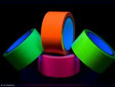 Neon-Tape (1 Rolle) - Schwarzlicht, UV, Neon, Klebeband