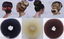 1 Piece Hair Foam Foundation 2 Create a Bun with Hair Donut Chignon French Roll