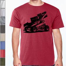 Dirt Sprint car Rally Racing Soft T-Shirt Multi Colors ans sizes