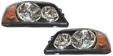 01 02 03 Highlander Left & Right Headlight Headlamp Lamp Light Pair L+R
