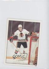 1982-83 Topps Album Stickers #254 Doug Wilson Chicago Blackhawks Hockey Card