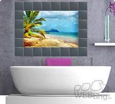 Azulejos pegatinas azulejos imagen flores orquídea spa wellness pegatinas Bad azulejos