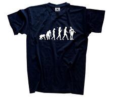 Standard Edition Bayer Buam Bayrische Tracht Bayern Evolution T-Shirt S-XXXL