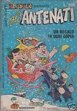Braccobaldo presenta GLI ANTENATI N.115 mondadori 1971 yoghi jacchi BLISTERATO