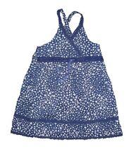 MEXX Sommerliches Kinder Kleid midnight blue Gr. 74 80 86 92