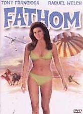 Fathom (DVD, 1967) RAQUEL WELCH
