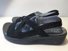 Easy Spirit e360 Women's Brickroad Sandal (832-834) Black