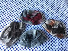 Cappello Lana Marini Silvano Donna - Fiocco Interno in Pile Vari Colori - 610049