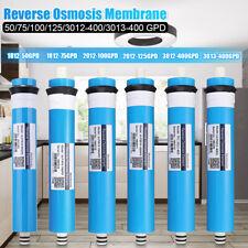 50/75/100/125/400GPD Reverse Osmosis Membrane RO Replacemen Water Filter UK
