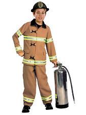 Firefighter Kids Costume