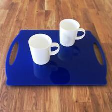 rectangular PLANO BANDEJA - Azul