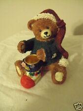 Heritage Mint Ltd Collection 1999 Christmas Teddy Bear