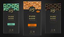 Finnish Pure Dark Chocolate Bar FAZER 95 g