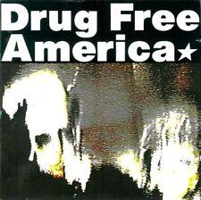Drug Free America - Attitude 50 Cents (VINYL)
