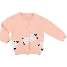 Billieblush Baby Strickjacke rosa Schaf Baby Cardigan 62 68 74 80 86 92   NEU