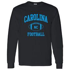 Carolina Classic Football Arch Unisex Long Sleeve T-Shirt