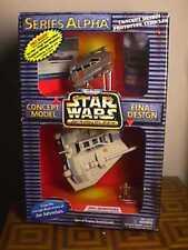 Star Wars Action Fleet Alpha Rebel Snowspeeder VARIANT - combined S/H