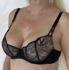 Dita von Teese Push up Balconett Bügel BH schwarz nude y58893
