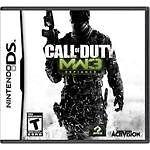 Nintendo DS : Call of Duty: Modern Warfare 3 VideoGames