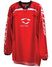 Alloy 06 réacteur MOTOCROSS MX jersey rouge course shirt enduro moto MTB haut