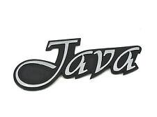 Nuevo Raro FORD JAVA PLACA Para Fiesta 94 Logotipo O Emblema Zetec 1.1 1.3 1.6