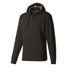 ADIDAS Pullover con cappuccio allenamento Calda giacca felpa Uomo br8529