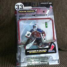 McFarlane NHLPA Ser 1 PATRICK ROY w/ Gatorade Bottle Figure Avalanche Canadiens