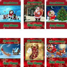 PERSONALISED CHRISTMAS CARD CHILDREN KIDS GIRL DAUGHTER GRANDDAUGHTER NIECE