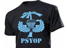 Maglietta US Army psyop Palmtree NELL'ARIA ALI DESERTO STORM VIETNAM 245