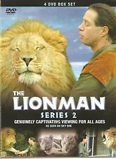 THE LION MAN SERIES 2 - ( 4 DVD BOX SET ) LIONMAN