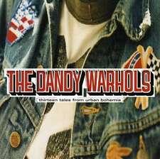 THE DANDY WARHOLS Thirteen Tales From Urban Bohemia CD 2000 Capitol Records rock