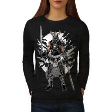 Viking Warrior Fashion Women Long Sleeve T-shirt NEW | Wellcoda