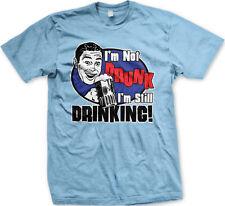 I'm Not Drunk Still Drinking Booze Party College Pong Mug Alcohol Men's T-Shirt