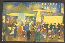 MANEGE FORAIN CHEVAUX de BOIS , par Y. CURSI 1938-1939