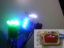 LED 220V x luci faretti segnapasso ( con crepuscolare )