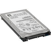 "HGST Travelstar 7K750 500GB Internal 7200RPM 2.5"" HDD Loaded with win 10 pro"