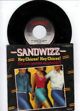Sandwizz    -    Hey Chicas !  Hey Chicos !