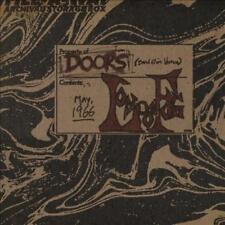 """THE DOORS - LONDON FOG 1966 [CD +10"""" VINYL] NEW CD"""